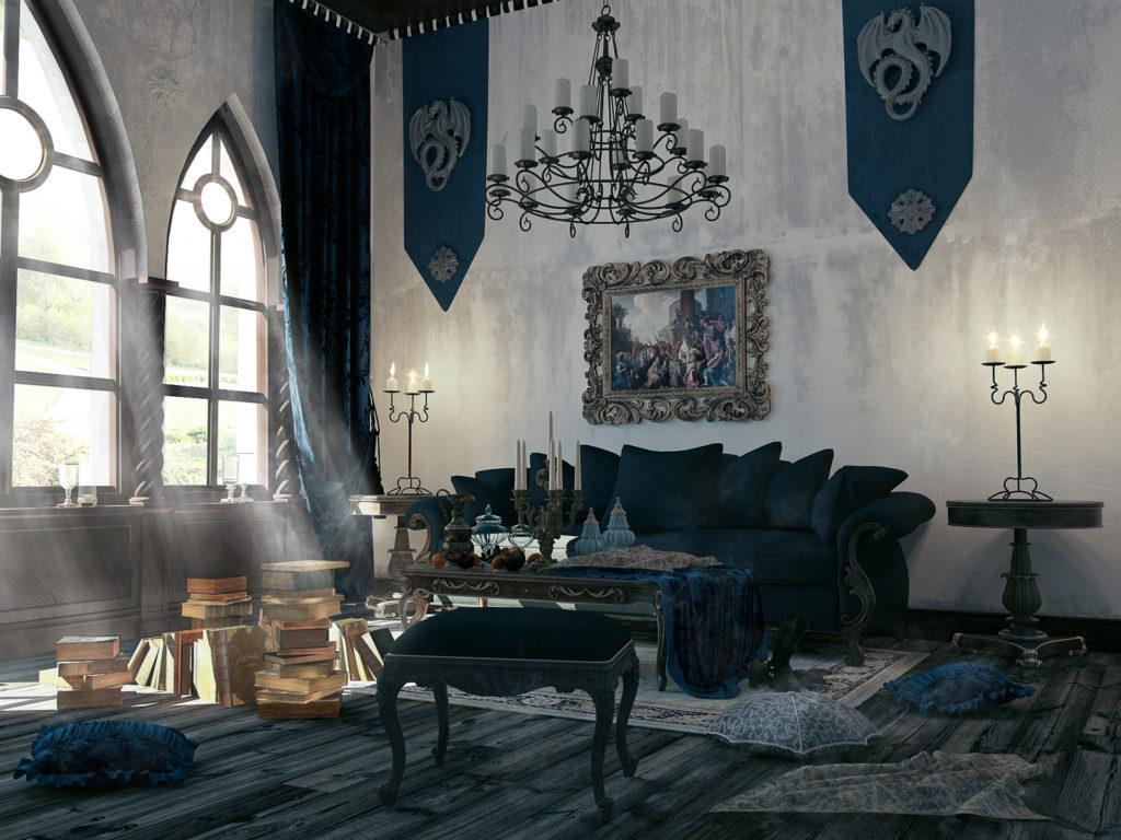 Готика: от Средневековья до наших дней Что за стиль готический в оформлении интерьера
