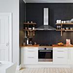Полки для кухни — виды, способы крепления и самостоятельное изготовление