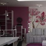 Комбинирование обоев на кухне: создание стильного интерьера